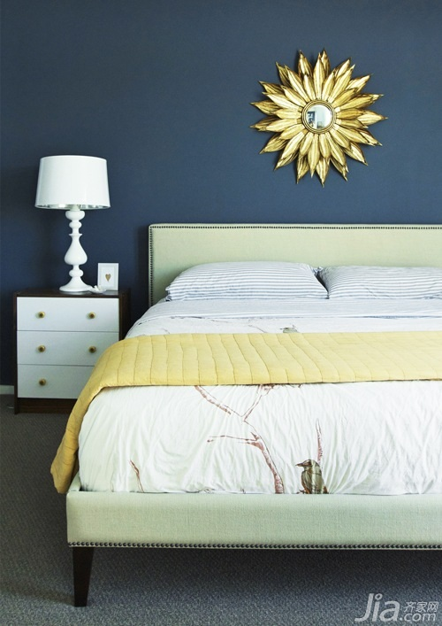公寓经济型卧室床效果图