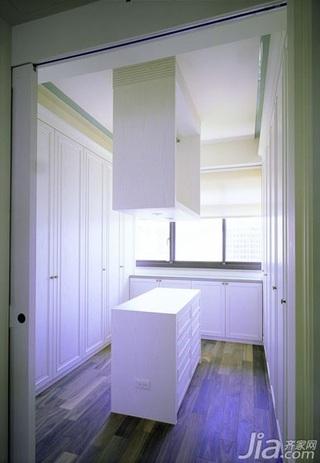 简约风格大气白色15-20万130平米衣帽间衣柜设计图纸