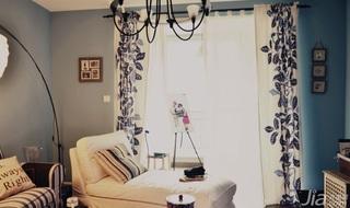 简约风格三居室130平米阳台沙发婚房平面图