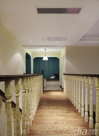 复式豪华型140平米以上阁楼楼梯装修效果图