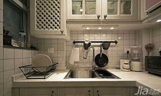北欧风格小户型50平米厨房装潢