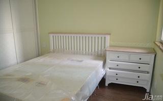 美式乡村风格三居室80平米衣柜设计图纸