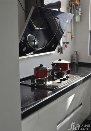 复式5-10万50平米厨房装修效果图
