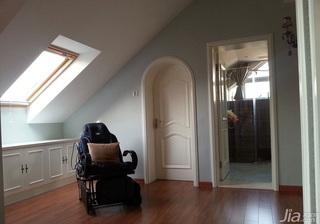 欧式风格复式140平米以上阁楼装潢