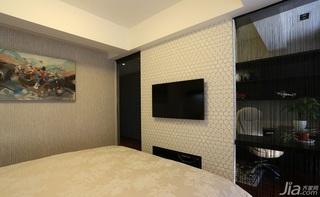 欧式风格别墅140平米以上电视背景墙效果图