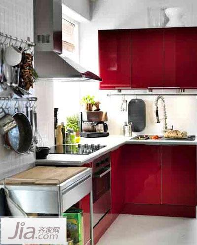 ?_調制*** 廚房拆建色滄惝紅色篇