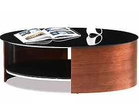 现代时尚 小资情调实木咖啡桌