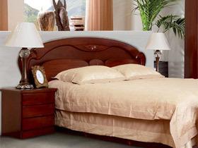 水曲柳实木床头柜