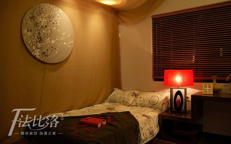 莲舞娉婷装修效果图,室内设计效果图 齐家装修网高清图片