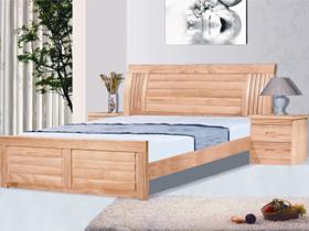 新西兰松木1.5米双人床