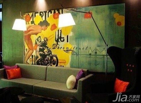 神秘的上海情趣酒店内景 节操碎了一地?