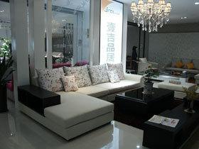 休闲客厅布艺沙发