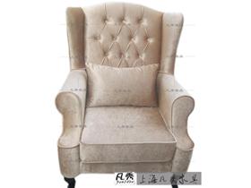 新古典高背椅