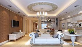讓身心放松  現代歐式風格客廳