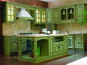 高檔美觀實木櫥柜