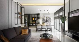 現代簡約別墅裝修 告別奢華浮夸