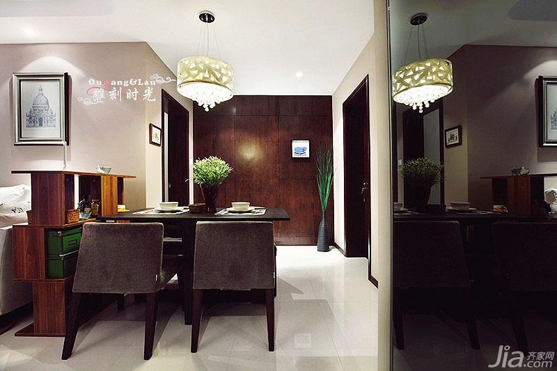 简约风格公寓舒适效果图
