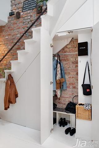 公寓小清新阁楼设计图纸