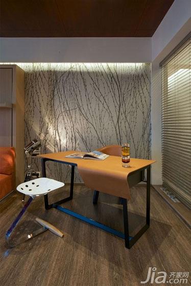 公寓奢华书桌效果图