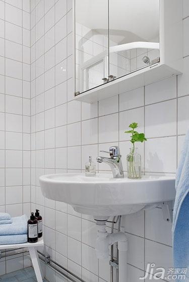 现代简约风格白领公寓家装图