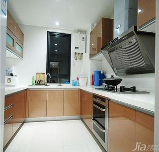 简约风格舒适整体厨房设计
