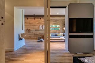 现代简约风格一室一厅时尚装修图片