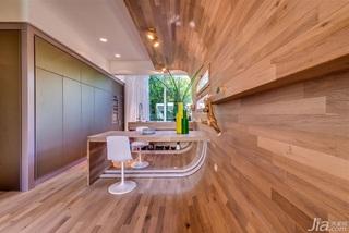 现代简约风格一室一厅时尚装修效果图