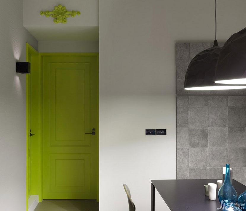 简约风格一室一厅装修图片
