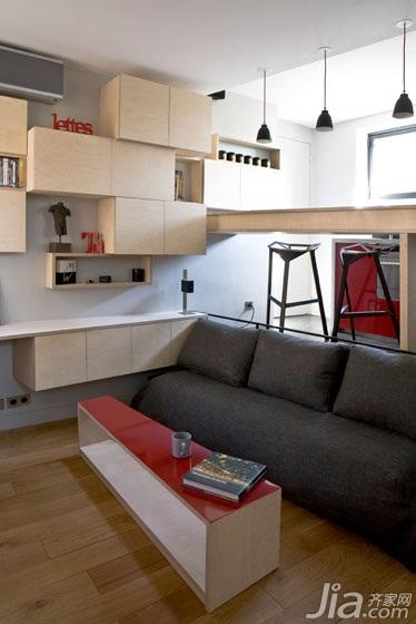 公寓经济型沙发效果图