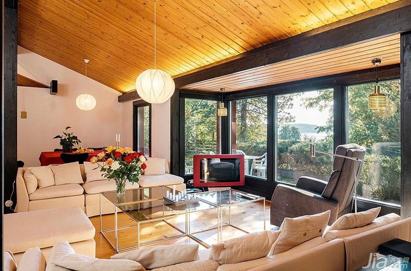 欧式客厅客厅灯图片