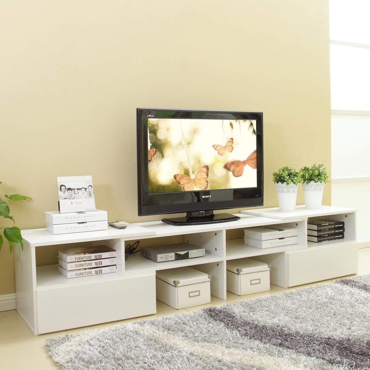 家具材质:人造板,柜门款式:其他,风格(新):现代简约,柜类分类:电视柜图片