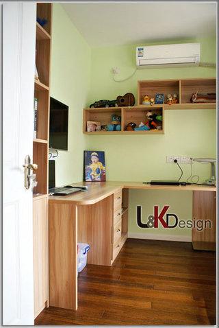 现代简约风格小户型书桌旧房改造家装图片