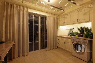 混搭风格三室两厅100平米设计图