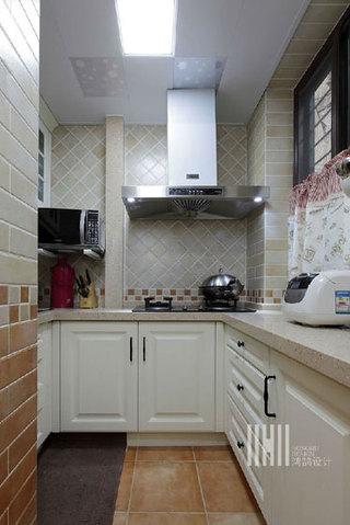 混搭风格三室两厅100平米装修效果图