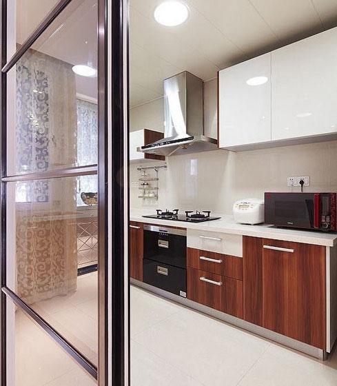 现代简约风格别墅奢华灰色效果图