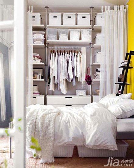 12例卧室收纳 让收纳成为一道风景