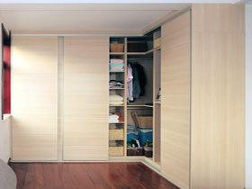 欧歌衣柜 E0级实木生态板栓木 (柜体板)
