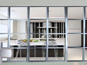 移门衣柜◆定制家具◆钛金拉丝移门