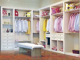 環保定制家具衣柜移門
