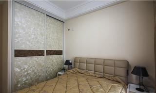 现代简约风格公寓时尚移门衣柜效果图