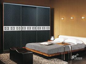 家居/衣柜移門◆精品棱形皮藝移門,適用衣柜、儲藏柜