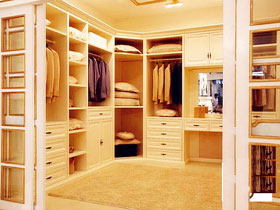 現代家居定制衣柜移門