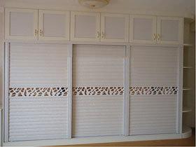 实木生态板整体衣柜