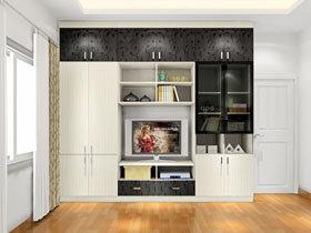 卧房家具现代衣柜