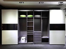 智能衣柜移门电动衣柜移门