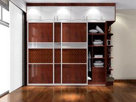 卧房家具移门衣柜