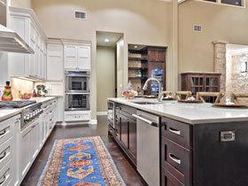 多彩好时光厨房整体橱柜