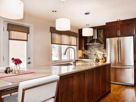 用心生活用心设计开放式厨房