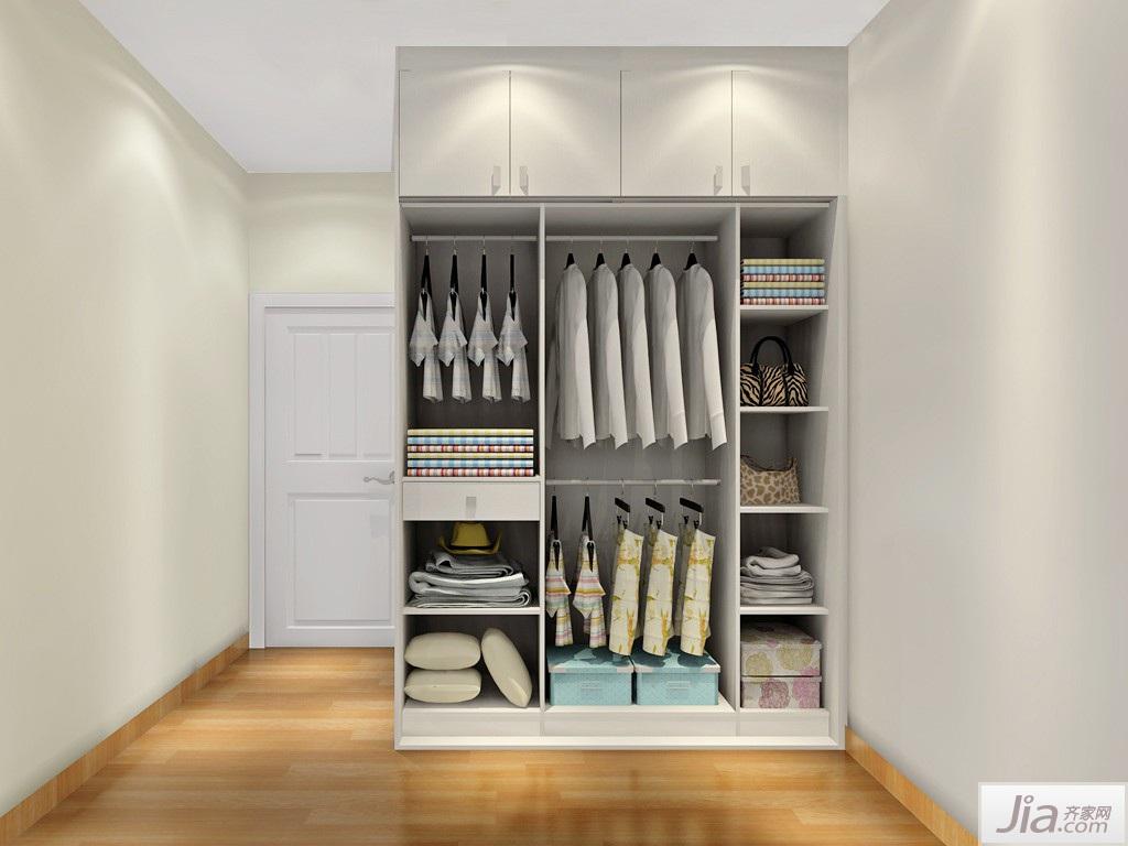 卧室衣柜衣柜设计图