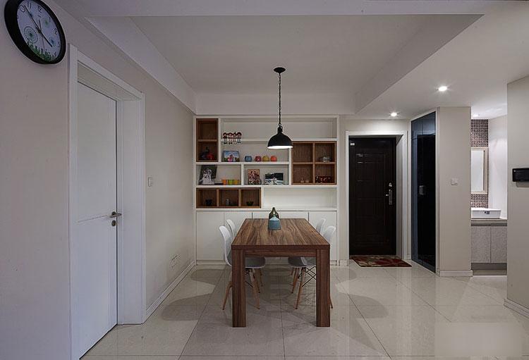 90平米兩室一廳裝修效果圖圖片